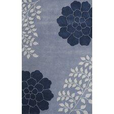 Gardenia Blue Area Rug