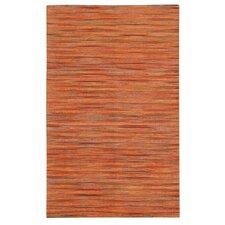Lazzarro Orange Area Rug
