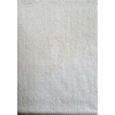 Milan White Area Rug