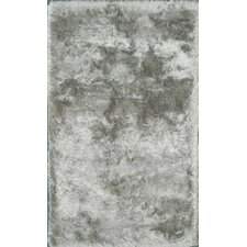 Crystal Silver Area Rug