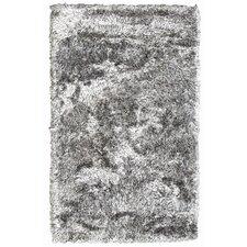Crystal Multi White/Black Rug