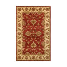 Golden Red/Gold Area Rug