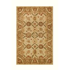 Golden Beige/Gold Area Rug