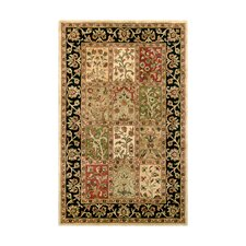 Harmony Multi/Black Floral Area Rug