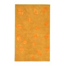Florence Gold/Tangerine Area Rug