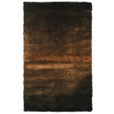 Jewel Black/Brown Rug