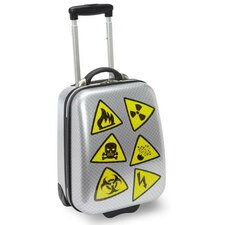 Travel Kool Danger Kids Suitcase