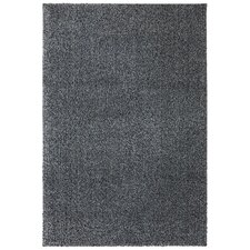 Urban Retreat Menagerie Shag Gray Tufted Area Rug