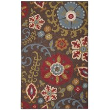 Concord Light Brown Area Rug