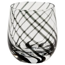 Marbella Rocks 14 Oz. Old Fashioned Glass (Set of 4)