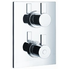 Milan Shower Thermostat with Diverter