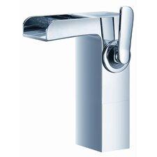 Kascade Single Hole Waterfall Bathroom Sink Faucet with Single Handle