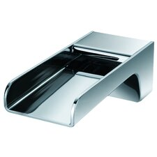 Kascade Wall Mount Tub Spout Trim