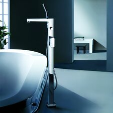Safire Floor Mount Tub Spout Trim
