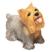 Yorkshire Puppy Dog Figurine