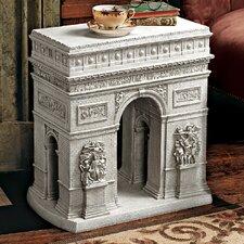 Arc De Triomphe Sculptural End Table