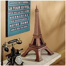 Eiffel Tower Architectural Sculpture