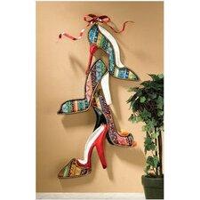 Shoe Couture Wall Décor