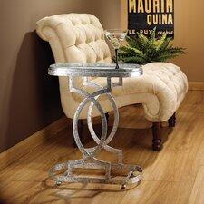 Art Deco Petite Caddie End Table