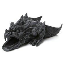 Ranier Dragon Rainspout Statue