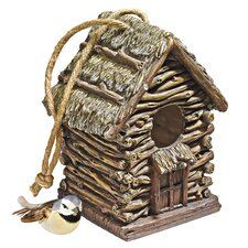 Cottage Backwoods Birdhouse