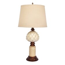 """Springfield Rise 28.5"""" H Table Lamp with Empire Shade (Set of 2)"""