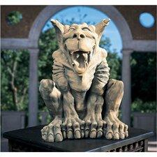 Leo the Laughing Gargoyle Statue