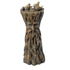 Resin Enchanted Forest Tree Ent Garden Fountain