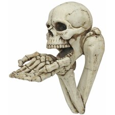 Begger for Souls Skeleton Wall Sculpture