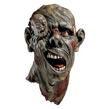 Evil Eye Twin Zombie Wall Sculpture