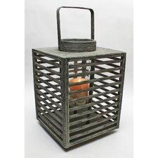 Inola Wood Lantern (Set of 2)