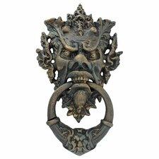 Vecchio Greenman Authentic Iron Door Knocker