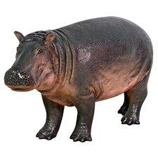 Bobo The Baby Hippo Statue