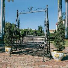 Rockaway Garden Porch Swing with Stand