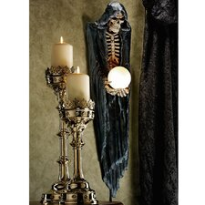 The Grim Reaper Illuminated Wall Decor