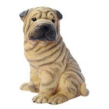 Shar-Pei Puppy Dog Figurine