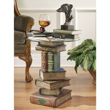Stacked Volumes Sculptural End Table
