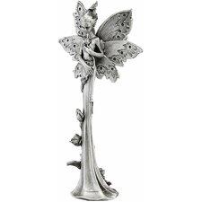 Natures Fairies Rose Figurine