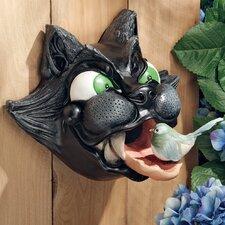 Cat-Astrophe Sculptural Birdhouse