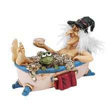 Bewitching Witches Cauldron of Beauty Statue