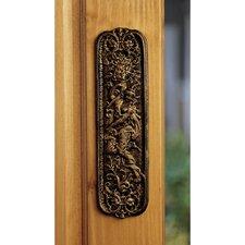 Maiden Door Plate