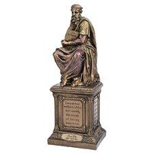 Master of Philosophy Plato Figurine