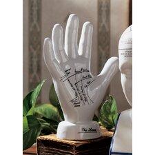 Palmistry Hand Figurine