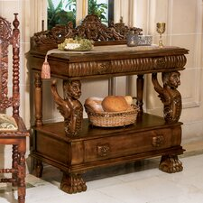 The Lord Raffles Winged Lion Buffet