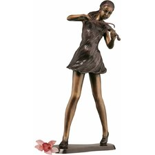 The Young Violinist Figurine