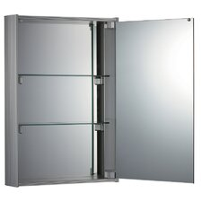 "15.75"" x 23.63"" Surface Mount Medicine Cabinet"