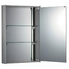 "15.75"" x 23.63"" Surface Mount Medicine Cabinet"