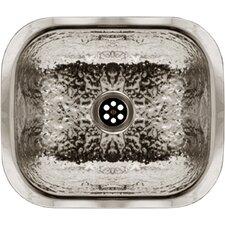 """Entertainment 13.63"""" x 11.5"""" Prep Rectangular Undermount Kitchen Sink"""