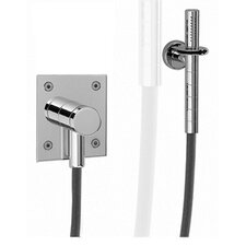 Gyro Wall Mount Hand Shower Faucet Trim