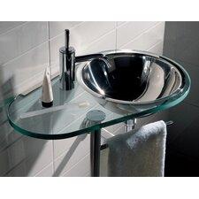 New Generation Aqua Counter Top Bathroom Sink
